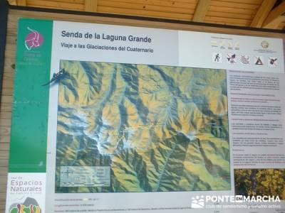 Laguna Grande de Gredos  - Sierra de Gredos _ Senda Laguna Grande; rascafria las presillas
